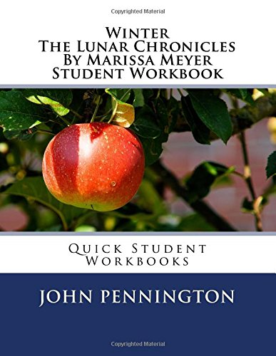Winter The Lunar Chronicles By Marissa Meyer Student Workbook: Quick Student Workbooks pdf epub download ebook