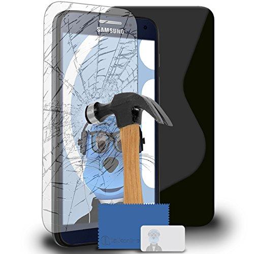 TPU Jelly Case for Samsung Galaxy A8 (Black) - 6
