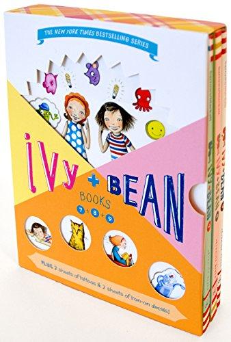 Ivy & Bean Boxed Set: Books 7-9