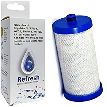 Frigidaire Puresource WF1CB, WFCB, RG 100, NGRG2000, RF-100, RG100, NGRG-2000, 9910, 46-9910 Water Filter Replacement by Refresh
