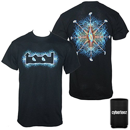 Tool Band Nerve Ending T-Shirt + Coolie (XL)