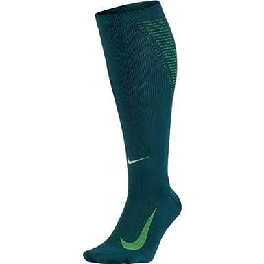 82d068813 NIKE Women's Elite Running Lightweight Over The Calf Knee High Sock (4-5.5,