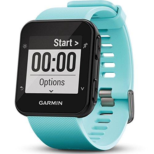 Garmin Forerunner 35 Watch, Frost Blue - International Version - US warranty by Garmin (Image #2)