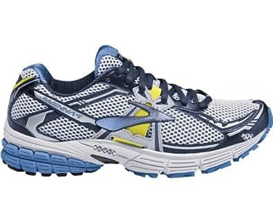 Brooks Women's Ravenna 4 Running Shoes, Color: Neptune/DrkDnm/Nghtlfe/Slvr/Wh, Size: 5.0
