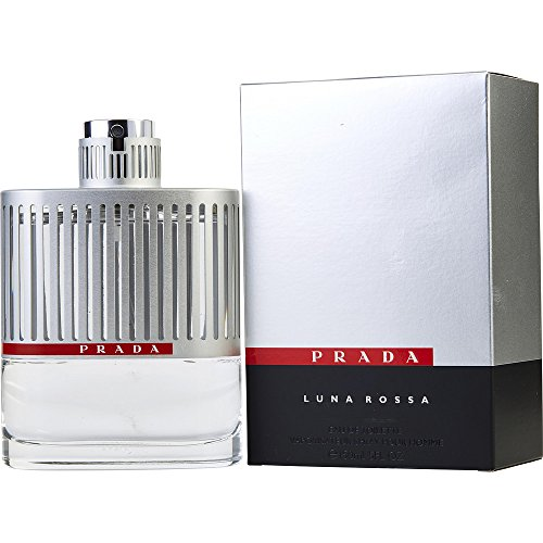PRADA LUNA ROSSA by Prada EDT SPRAY 5 OZ (Package Of - Cheap For Prada