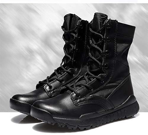 HCBYJ Schuhe Ultra Ultra Ultra leichte Kampfstiefel PU Taktische Stiefel ultraleichte Kampfstiefel PU Taktische Stiefel 9692d9