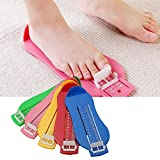 Kids Foot Measuring Device | Professional Foot Gauge Kids Shoe Sizer for 0-8 Years Old Use, by ME