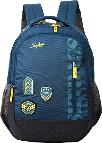 Skybags Stream 30 L Backpack (Blue)