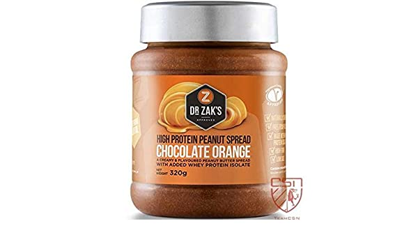 Amazon.com : Dr Zaks High Protein Clusters - Chocolate 30g x 12 (Pack of 12) : Grocery & Gourmet Food