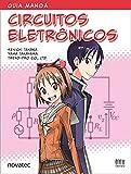 capa de Guia Mangá Circuitos Eletrônicos