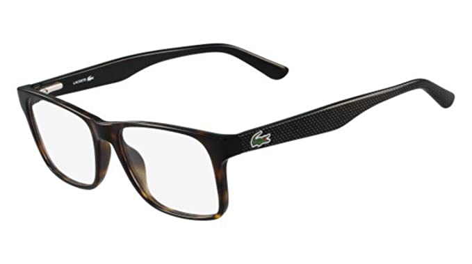 1f50c6a01d0f Eyeglasses LACOSTE L2741 214 HAVANA at Amazon Men s Clothing store