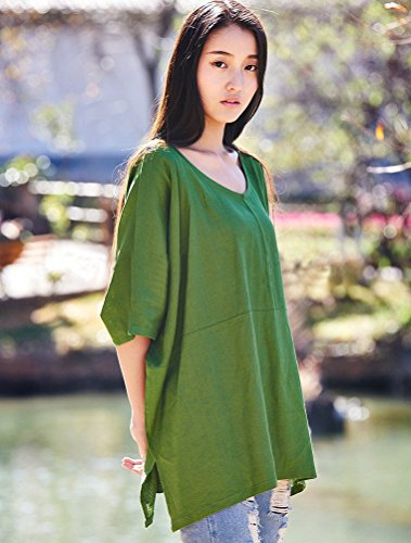 MatchLife - Camiseta - para mujer - Style2-Green