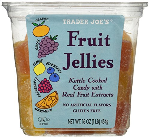 Trader Joes Natural Fruit Jellies