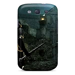SherriFakhry Samsung Galaxy S3 Best Hard Cell-phone Cases Custom HD Dark Souls Skin [pCH478bSeH]
