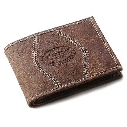 OHM Leather New York Vintage Wallet