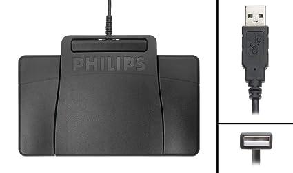 Philips LFH7277 Transcriptions-Set mit Workflow-Software