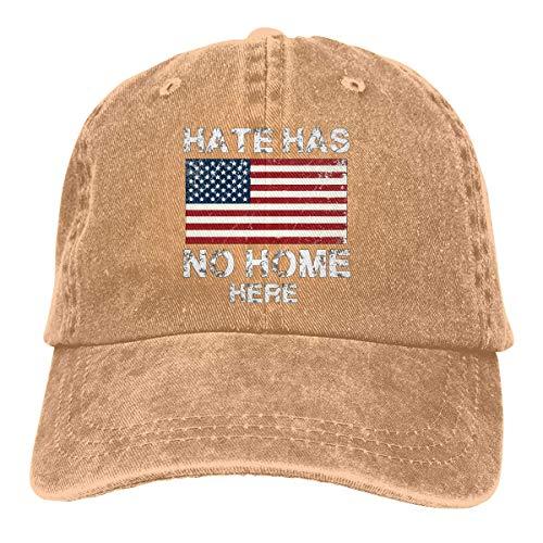 - HAIGORO Flower Pattern Scorpio Zodiac Neutral Retro Cowboy Baseball Caps Adjustable Fashion Trends Hat