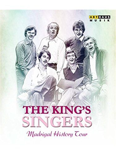 Madrigal History Tour - the King\'s Singers (Blu-ray)
