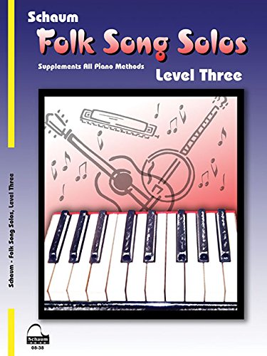 Folk Song Solos: Level 3