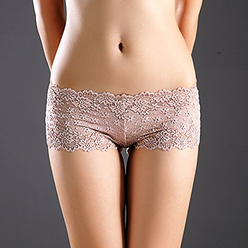 Mme sous-vêtements;Sous-vêtements sexyMme de sous-vêtements en dentelle tentation de faible hauteur pantalon triangulaireSous-vêtements transparentsDe la couleur de peau