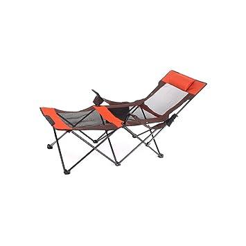 Exterieure Pliante Chaise Longue Portable Dossier De Peche Camping Loisirs Tabouret Sieste