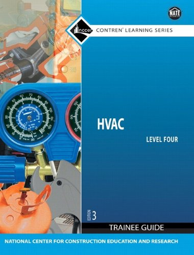HVAC Level 4 Trainee Guide, Paperback (3rd Edition)