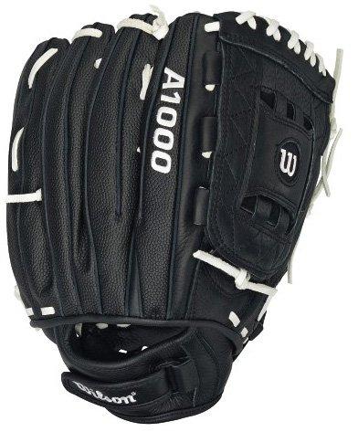 Wilson A1000 FP12 Fielder's Left Hand Throw Fastpitch Glove (12-Inch) ()