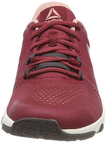 Rouge Trainflex Chaussures De Maroon urban Fitness Pink Femme 0 Reebok coal chalk chalk 2 000 qdpCq0