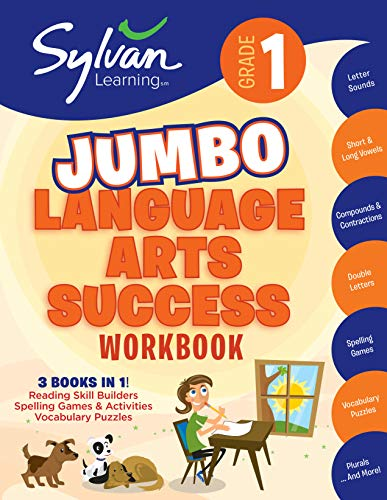 1st Grade Jumbo Language Arts Su...