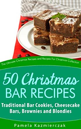 kindle price 299 - Christmas Bar Cookies
