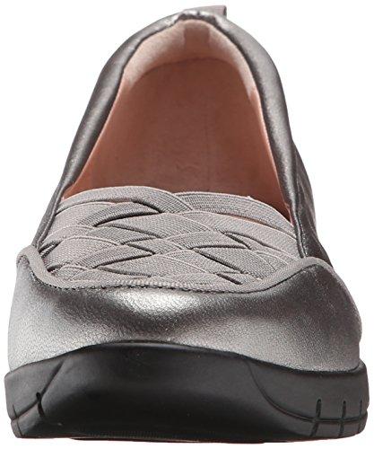 Shoe Alick Women's Rose Taryn Pewter Walking 7OvxIT