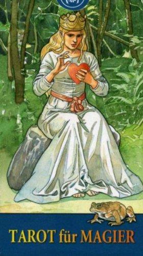 Tarot für junge Magier: 78 Tarotkarten mit dt. Anleitung