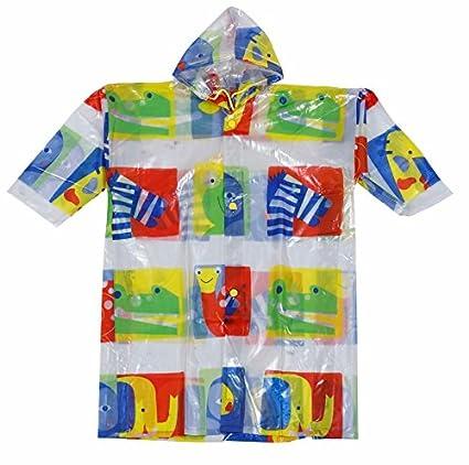 9140138a73af Urban Studio PVC Kid s Raincoat  Amazon.in  Baby