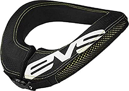 EVS Race Collar R2 Black YOS
