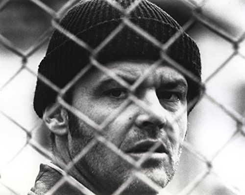 Poster Photo Jack - Film still of Jack Nicholson in One Flew Over The Cuckoos Nest Photo Print (10 x 8)