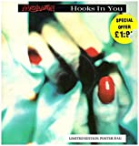 Marillion - Hooks In You - Limited Poster Sleeve - 12 inch vinyl