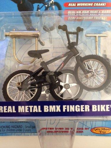 Flick Trix Finger Bikes: Hb Hoffman- Black by Flick Trix (Image #1)