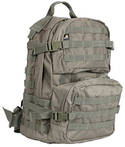 LA Police Gear 3 Day Backpack (Foliage) (Backpack Foliage)