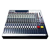 Soundcraft FX16ii Compact 16-Channel Live/Recording Audio Mixer with Effects
