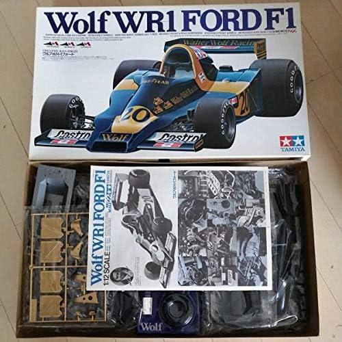 タミヤ 1/12スケール 未組立 TAMIYA Wolf WR1 FORD F1 ウルフ フォード 1:12