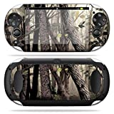 Protective Vinyl Skin Decal Cover for PS Vita PSVITA Playstation Vita Portable Tree Camo