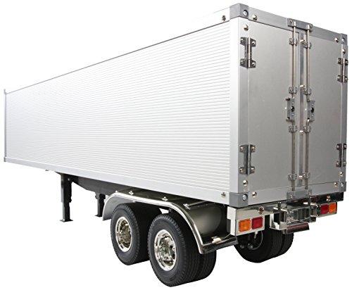 Tamiya RC Box Trailer Vehicle ()