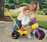 Grow With Me Push Pedal Ride