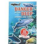 DANGER IN THE DEEP STICKER AND POSTER BOOK, Case of 288