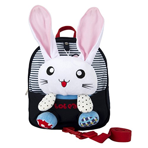 Coavas Baby Safety Harness Backpack Kids Backpack Leash Rabbit