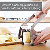 Impeccable Culinary Objects (ICO) Potato Chipper and Fry Cutter