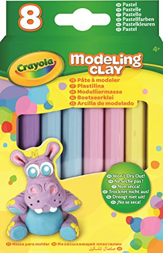 Crayola Modeling Clay Pack Pastel