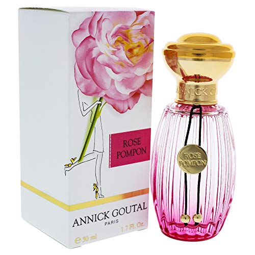 Annick Goutal Rose Pompon EDT Spray for Women, 1.7 Ounce