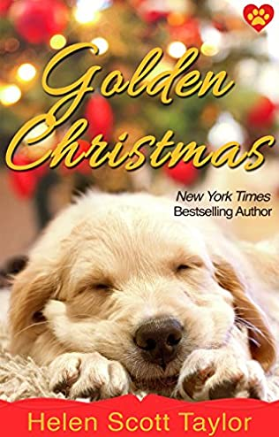 Golden Christmas Paw Prints On Your Heart Book 1 By Helen Scott