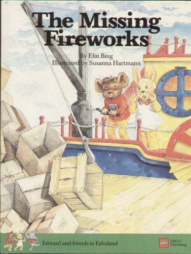 The Missing Fireworks (Edward and friends in Fabuland) for sale  Delivered anywhere in USA